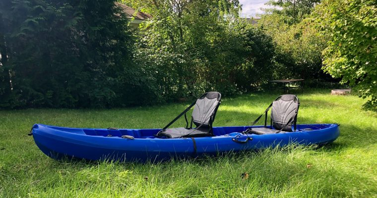 Kayak for Empty Nesters