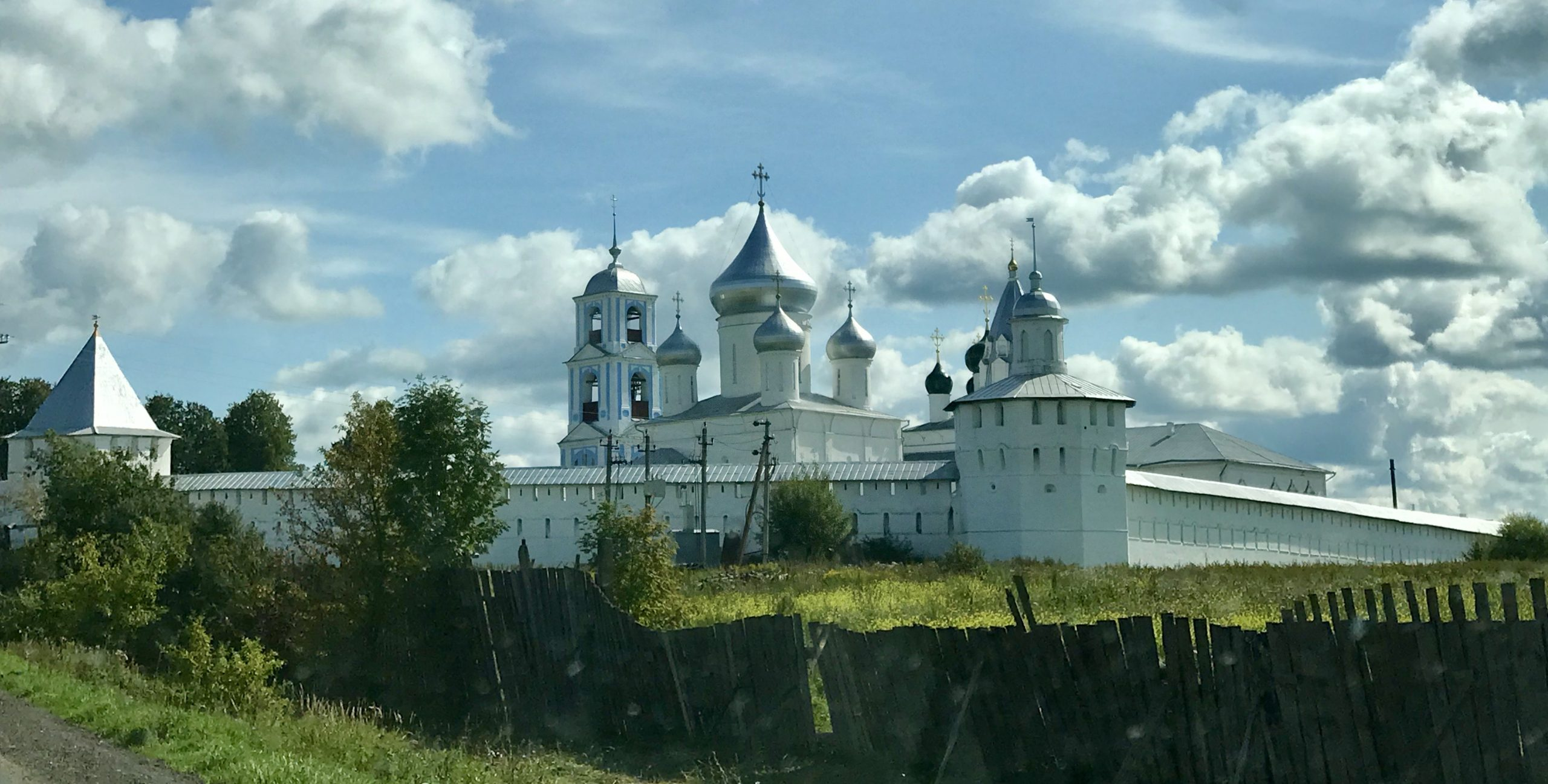 Trip to Russia. Day 8. Along the Golden Ring through Pereslavl-Zalesski to the train from Moscow to Saint Petersburg